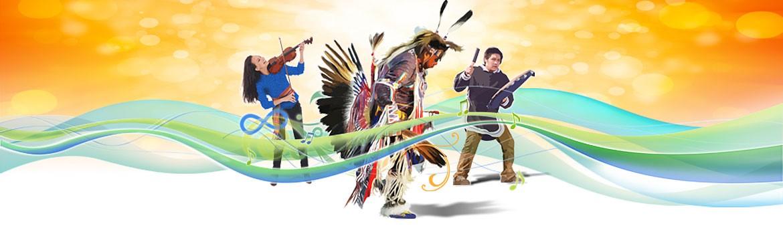 National Aboriginal Day Banner 2017-https://www.flickr.com/photos/aandcanada/33872559383/in/album-72157683793961466/